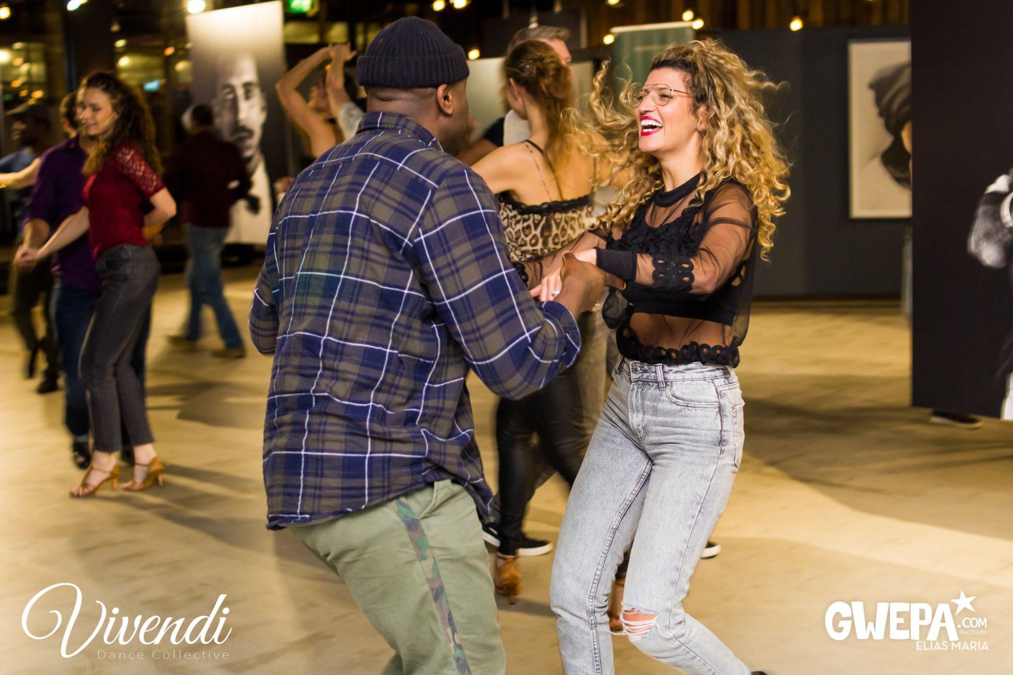 Plug & Play Salsa Social | 17-01-2020